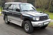 Mitsubishi Pajero II  АВТОРАЗБОР